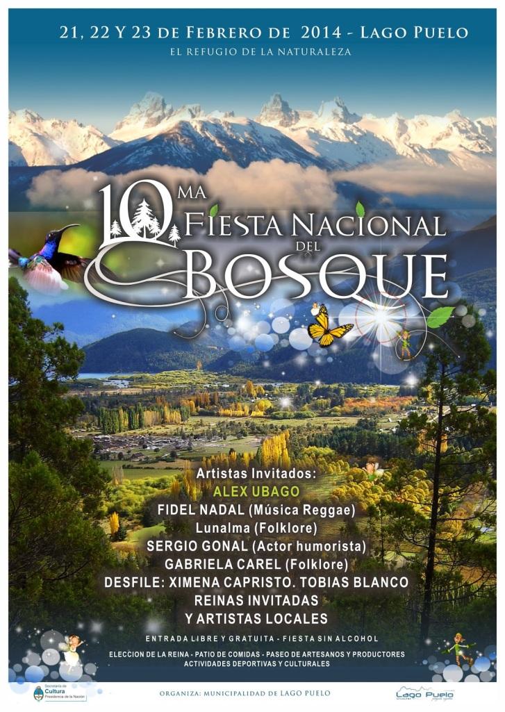 FiestadelBosqueafiche2014