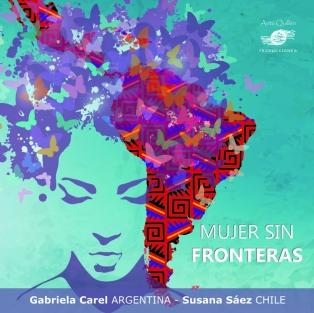 Portada MUJER SIN FRONTERAS Gabriela Carel y Susana Sáez 2017.jpg